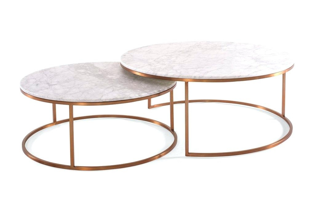 Lovely Marble Coffee Tables With Best Ideas On Top White Table Round In Intertwine Triangle Marble Coffee Tables (Photo 14 of 40)
