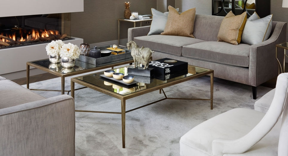 Luxury Coffee Tables | Contemporary Coffee Tables | Luxdeco In Jordan Cocktail Tables (View 31 of 40)