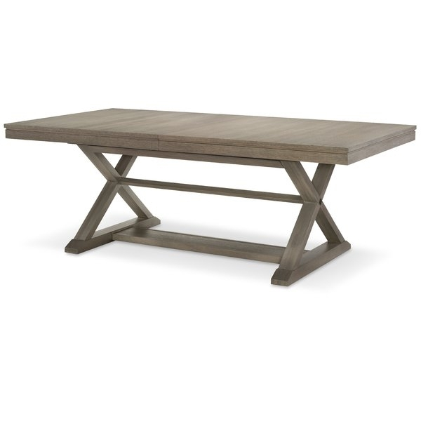Magnolia Home Dining Table | Wayfair For Magnolia Home Louver Cocktail Tables (Image 19 of 39)