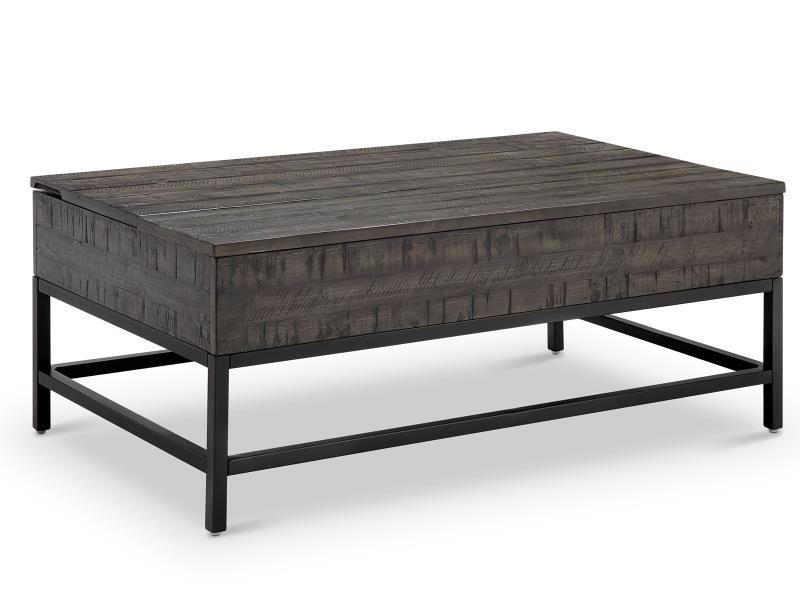 Magnussen Home Furnishings Inc. | Home Furniture | Bedroom Furniture Regarding Pine Metal Tube Coffee Tables (Photo 19 of 40)