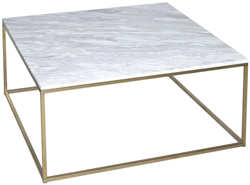 Marble Brass Coffee Table Marble Brass Effect Coffee Table Within Rectangular Coffee Tables With Brass Legs (View 36 of 40)
