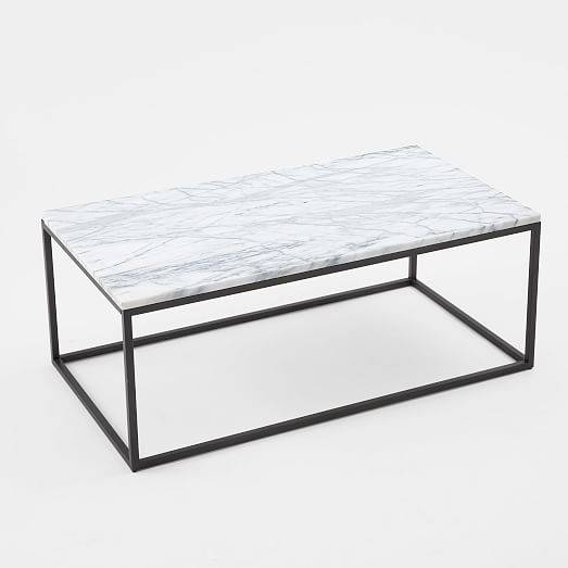 Marble Coffee Table Beautiful Box Frame Coffee Table Marble Antique With Alcide Rectangular Marble Coffee Tables (Photo 12 of 40)