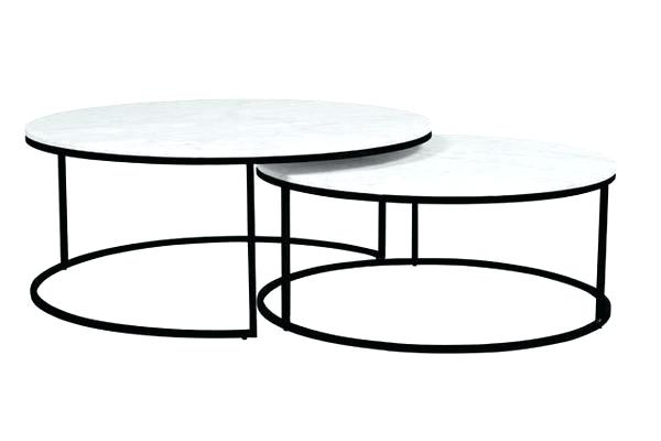 Marble Coffee Table Decor Round Ideas Best Tables On Top White Uk Inside Intertwine Triangle Marble Coffee Tables (View 39 of 40)