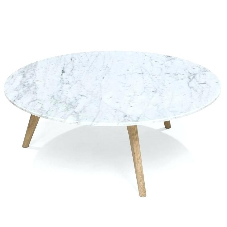 Marble Slab Coffee Table | Mesthete Throughout Large Slab Marble Coffee Tables With Antiqued Silver Base (Image 14 of 40)