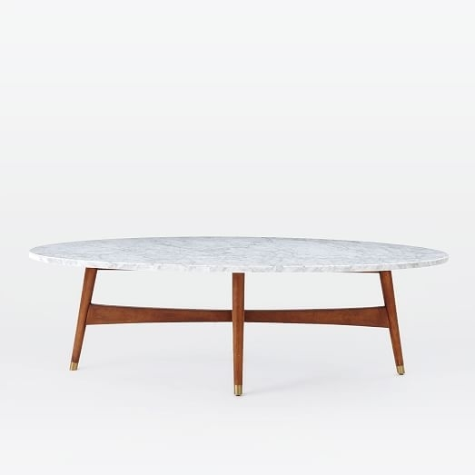 Marble Top Coffee Tables Modern Uncategorized The Unique Form Of In Smart Round Marble Brass Coffee Tables (Image 30 of 40)