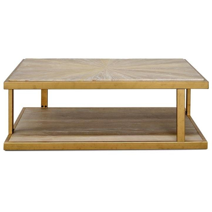 Melina Reclaimed Elm Timber & Iron Coffee Table, 130Cm (Only $1,069 Within Reclaimed Elm Iron Coffee Tables (View 11 of 40)