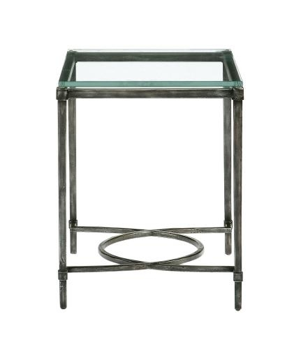 Metal End Table | Bernhardt In Palmer Storage Cocktail Tables (Image 17 of 40)
