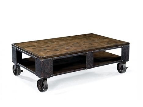 Mhfi T1755/43 – Magnussen Home Pinebrook Cocktail Table | Mathis Inside Tillman Rectangle Lift Top Cocktail Tables (Image 24 of 40)