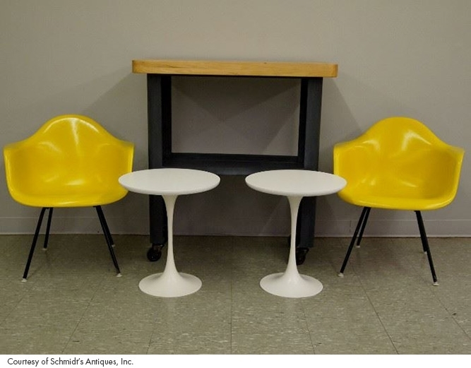 Mid Century Modern Furniture | Estatesales Blog With Mid Century Modern Egg Tables (View 34 of 40)