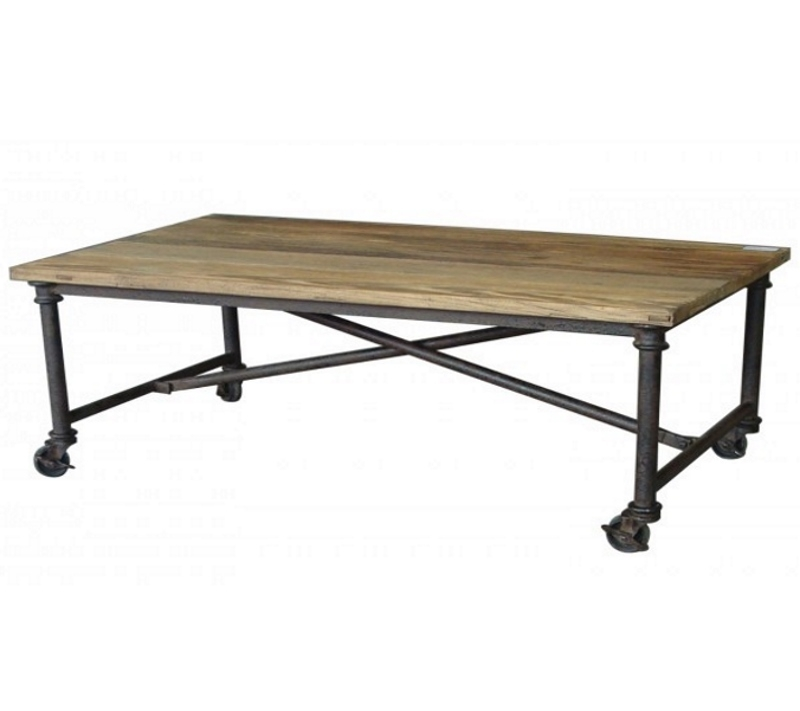 Mill Cart Coffee Table | Farmhouse And Cottage For Mill Coffee Tables (View 17 of 40)