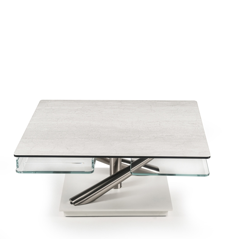 Mill Coffee Table. Coffee & End Tables. Living : Naos. Modern Furniture (Image 34 of 40)