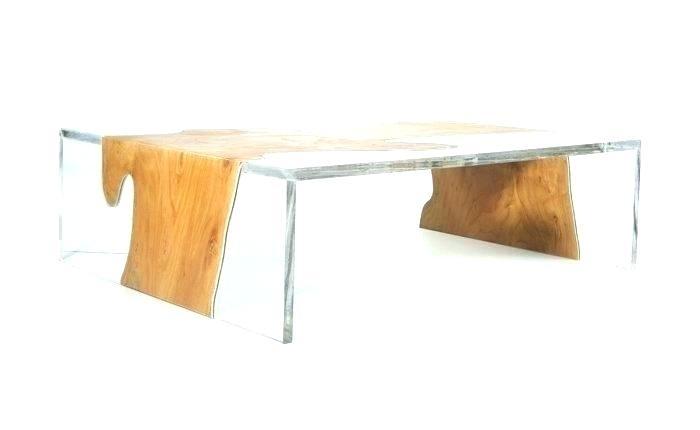 Modern Acrylic Coffee Table Modern Acrylic Coffee Table Modern Within Modern Acrylic Coffee Tables (Image 20 of 40)