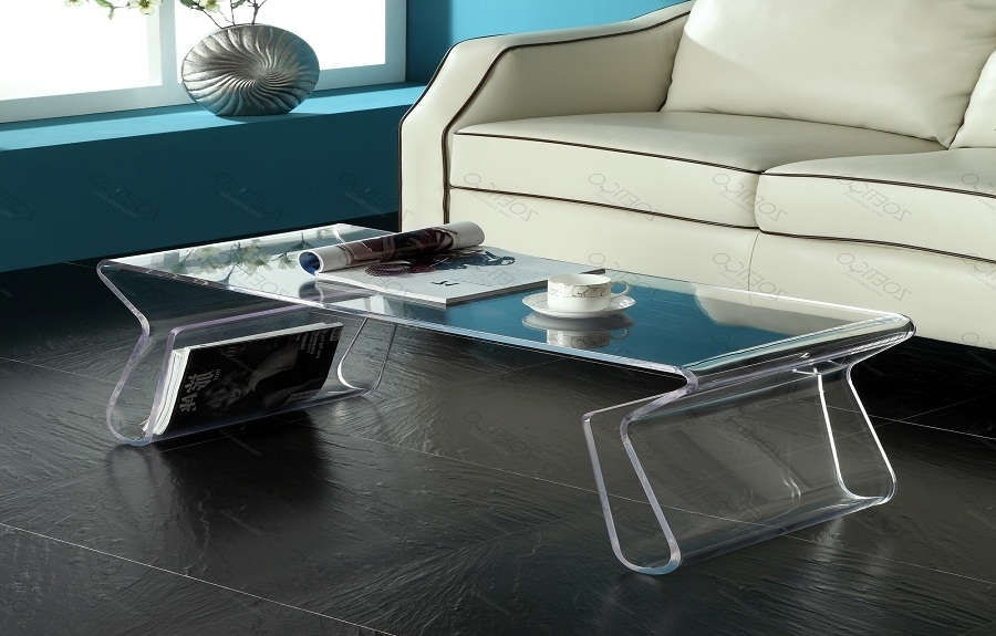 Featured Image of Modern Acrylic Coffee Tables