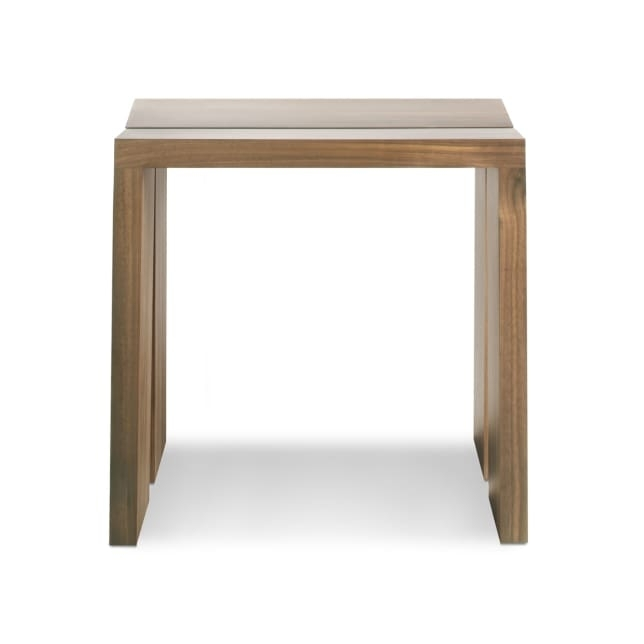 Modern Coffee Tables – Contemporary Accent Tables | Blu Dot Within Walnut Finish 6 Drawer Coffee Tables (Photo 13 of 40)