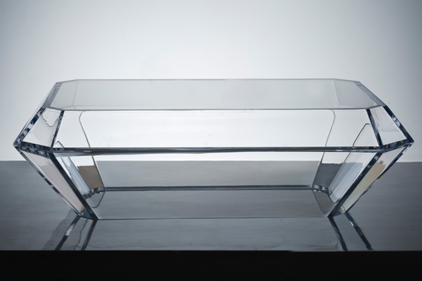 Modern Coffee Tables | Contemporary Acrylic Coffee Tables Throughout Modern Acrylic Coffee Tables (Image 29 of 40)