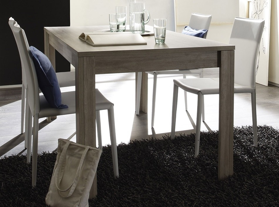 Modern Italian Dining Table Elbalc Mobili – Dining Tables – Dining Within Elba Ottoman Coffee Tables (Photo 40 of 40)