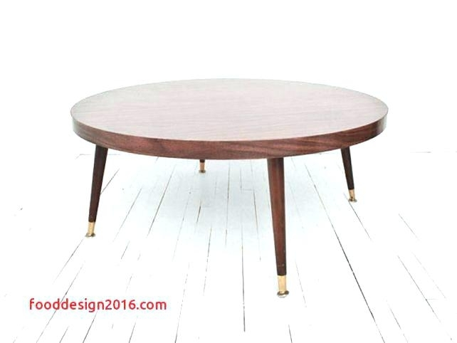 Modern Round Coffee Table Mid Century Round Coffee Table Mid Century Throughout Mid Century Modern Marble Coffee Tables (Image 31 of 40)