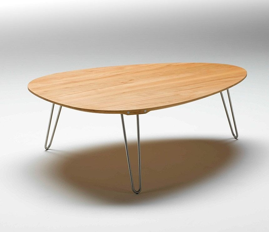Modern Round Coffee Table Wood | Fides – Divišová | Pinterest Within Exton Cocktail Tables (View 28 of 40)