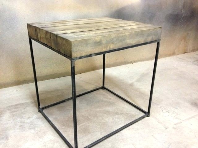 Modern Rustic End Tables Western End Tables Modern Rustic Coffee With Modern Rustic Coffee Tables (Image 25 of 40)