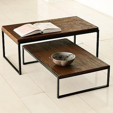 Modular Coffee Table – West Elm With Regard To Modular Coffee Tables (View 10 of 40)