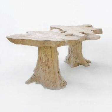 Mushroom Table – South Of Market Regarding Shroom Coffee Tables (Image 22 of 40)
