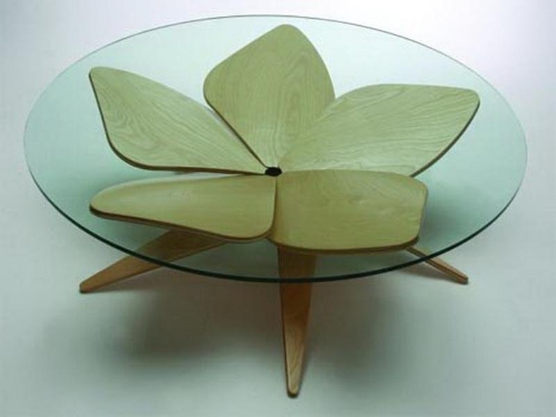 Nature Inspired Unique Coffee Table | Coffee Tables Within Natural Wheel Coffee Tables (Image 30 of 40)