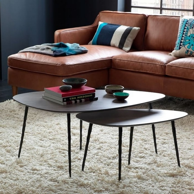 Nesting Modular Coffee Tables From West Elm | Eva Furniture Regarding Modular Coffee Tables (View 34 of 40)