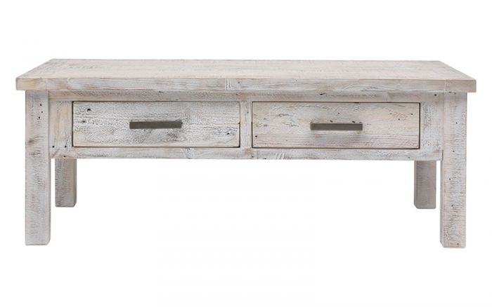 New Haven Coffee Table White Wash | Oz Design Furniture & Homewares Throughout Haven Coffee Tables (Image 34 of 40)