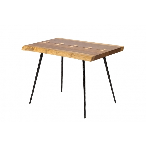 Nexa Smoked Oak Side Table (Hgsr610)Nuevo Living In Smoked Oak Side Tables (Image 24 of 40)