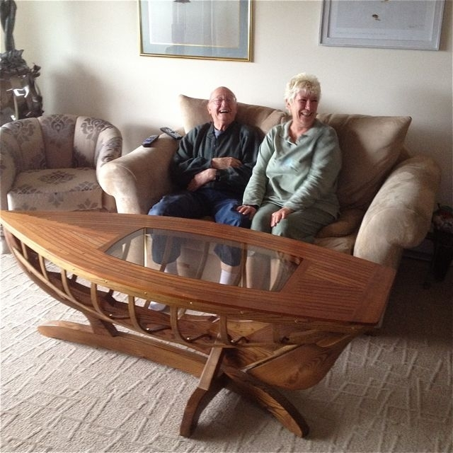 Northwest Fine Woodworking And Gifts – La Conner, Washington Inside Donnell Coffee Tables (Image 26 of 40)
