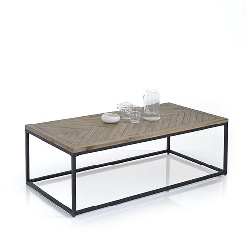 Nottingham Parquet Coffee Table – Quidco | Discover Pertaining To Parquet Coffee Tables (Image 18 of 40)