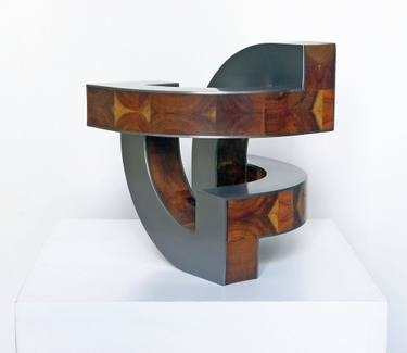 Original Abstract Expressionism Architecture Wood Sculpture For Sale With Expressionist Coffee Tables (Image 34 of 40)