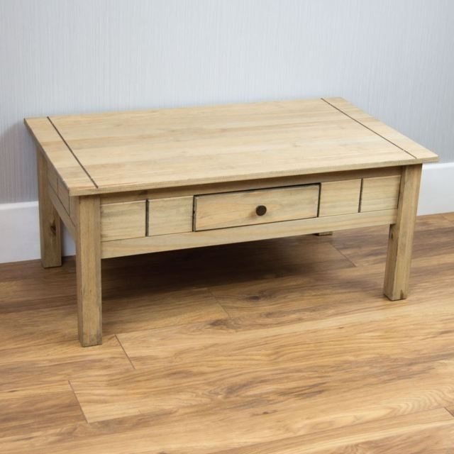 Featured Image of Natural Pine Coffee Tables