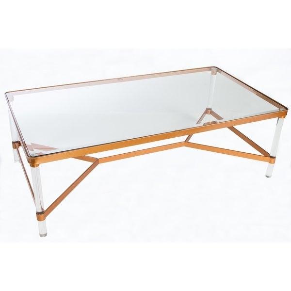 Peekaboo Acrylic Coffee Table | Wayfair With Regard To Peekaboo Acrylic Tall Coffee Tables (Image 19 of 40)