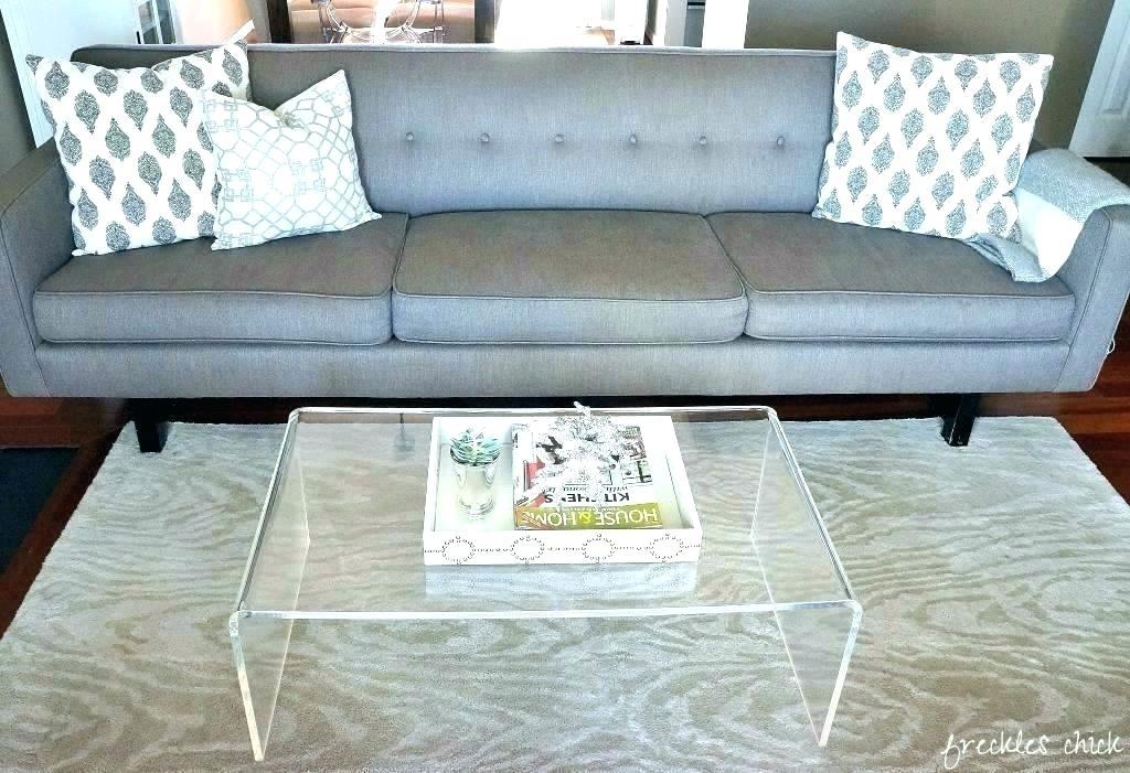 Peekaboo Coffee Table Living Room Peekaboo Acrylic Coffee Table With Regard To Peekaboo Acrylic Tall Coffee Tables (Image 28 of 40)