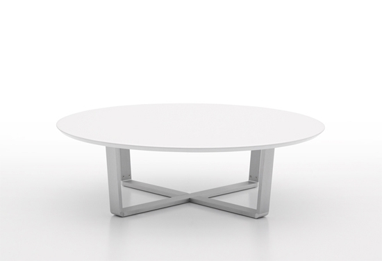 Perfect Round White Coffee Table Shroom Coffee Table Cb2 In Shroom Coffee Tables (Image 25 of 40)