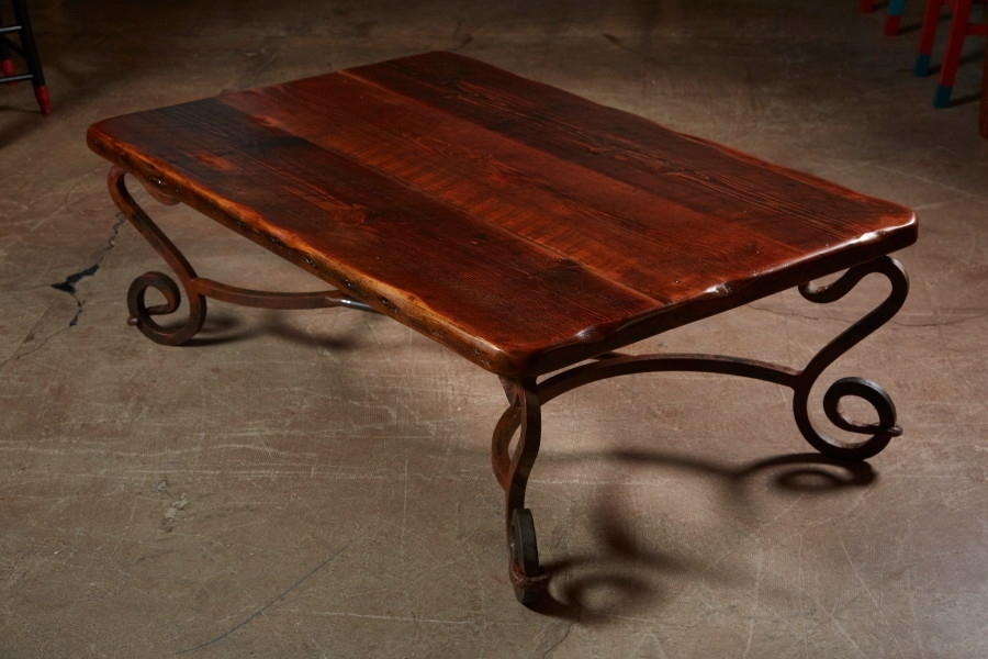 Photos | Hawkins Furniture Pertaining To Reclaimed Pine & Iron Coffee Tables (View 19 of 40)