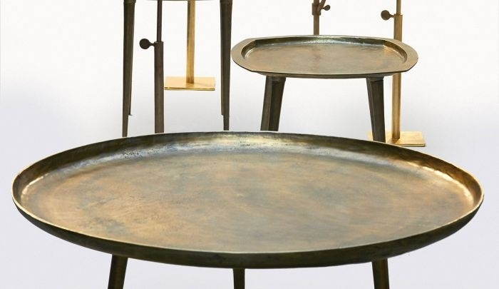 Featured Image of Antique Brass Coffee Tables