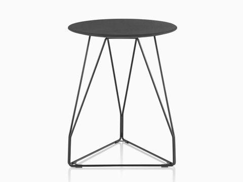 Polygon Wire – Accent Table – Herman Miller Within Black Wire Coffee Tables (Image 25 of 40)