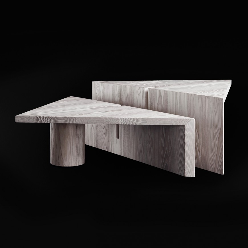 Portal Coffee Table | Apparatus Regarding Jackson Marble Side Tables (Image 31 of 40)