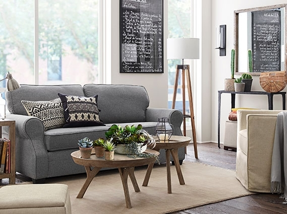 Pottery Barn/crate And Barrel With Regard To Moraga Barrel Coffee Tables (View 19 of 40)