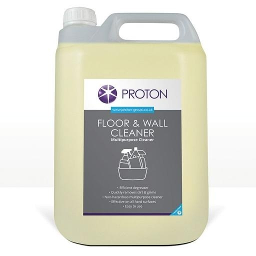 Proton Floor & Wall Degreaser Multi Purpose Cleaner – 5L For Proton Cocktail Tables (Image 31 of 40)