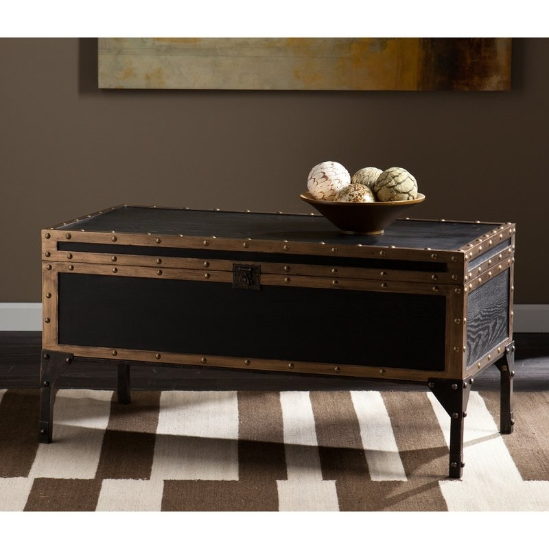 Radway Travel Coffee Table With Lift Top & Reviews | Birch Lane Regarding Seneca Lift Top Cocktail Tables (View 34 of 40)