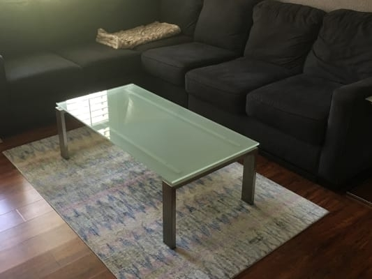Rand Coffee Tables In Stainless Steel – Modern Coffee Tables Throughout Potomac Adjustable Coffee Tables (Image 27 of 40)