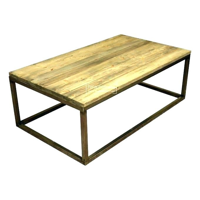 Reclaimed Pine Coffee Table Home Reclaimed Pine Coffee Table Within Reclaimed Pine Coffee Tables (Photo 17 of 40)