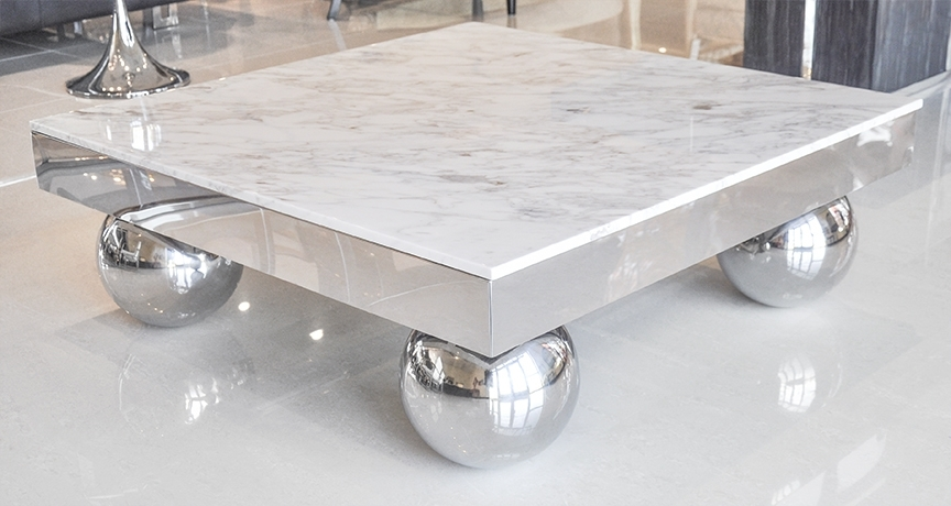Remarkable Marble Coffee Tables And Nice Marble Coffee Table Marble Pertaining To Marble Coffee Tables (Image 30 of 40)