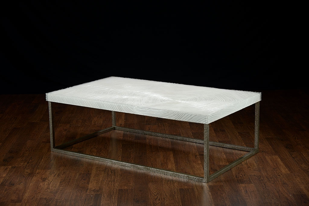 Resin Coffee Table – Writehookstudio Regarding Faux Bois Coffee Tables (View 39 of 40)