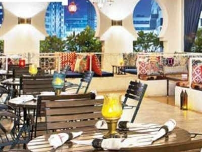 Restaurant Review: Casbah – Times Of India Within Casbah Coffee Side Tables (Image 32 of 40)