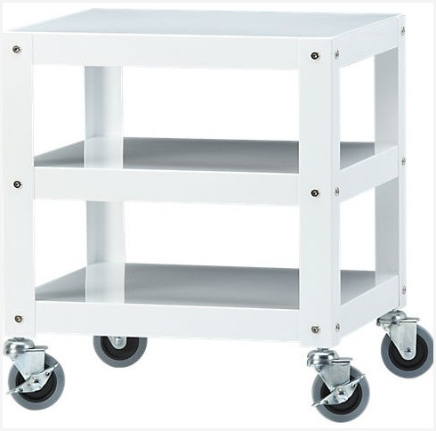 Rolling Cart Coffee Table » Comfortable Go Cart White Rolling Table Pertaining To Go Cart White Rolling Coffee Tables (View 12 of 40)