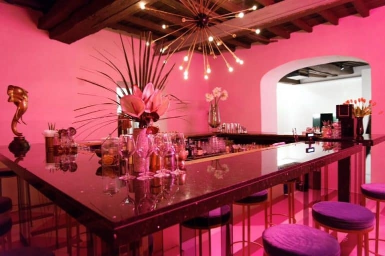 Rome Nightlife Guide: Best Bars In Rome With Forma Cocktail Tables (View 34 of 40)